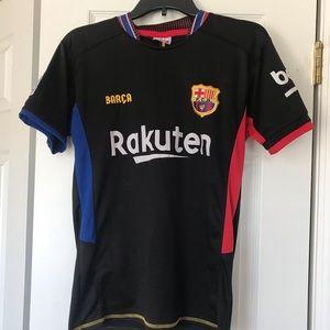 Barcelona Messi Jersey From Honduras